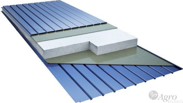 Панель сэндвич бетон бетон ломоносовский