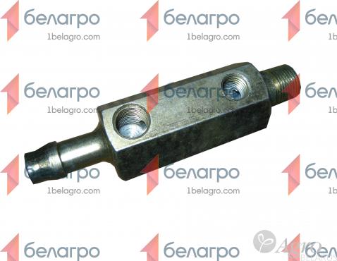 Штуцер насоса дозатора МТЗ Ф80-3407134 по докризисной цене